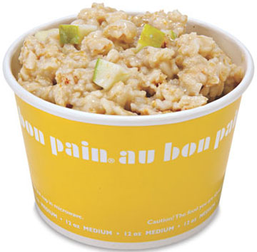 Au Bon Pain Oatmeal Nutrition Facts Nutrition Ftempo